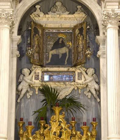 Icona della Madonna della Navicella